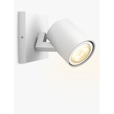 Philips Hue White Ambience Runner LED Single Spotlight, White  £80.00 @ John Lewis & Partners