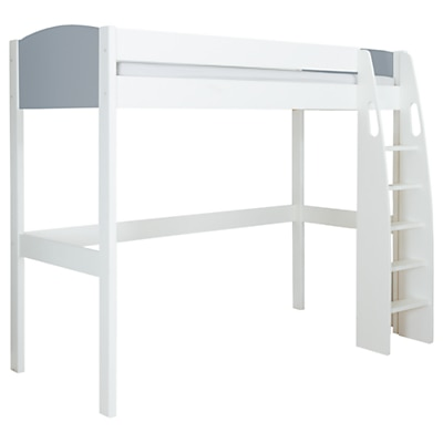 Stompa Uno S Plus High-Sleeper Bed Frame Grey £499.00 @ John Lewis & Partners