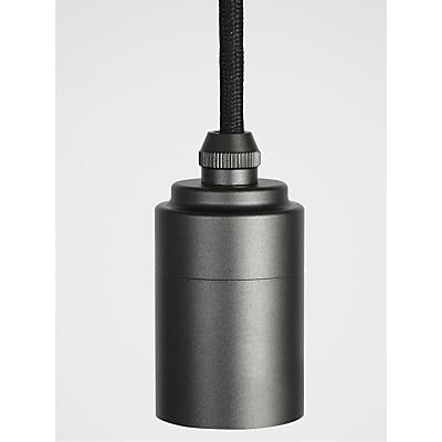Tala LED Ceiling Pendant Cord, Graphite  £44.00 @ John Lewis & Partners