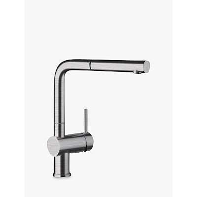 Blanco Linus-S 3650 Single Lever Mixer Kitchen Tap Stainless Steel £496.00 @ John Lewis & Partners