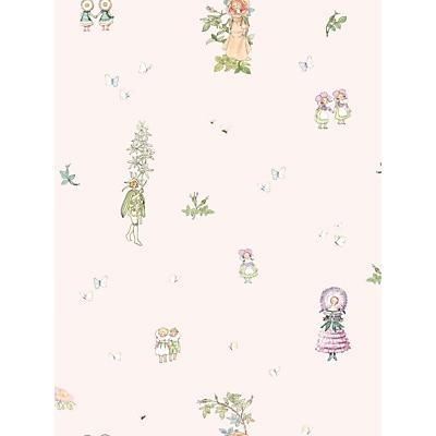Boråstapeter Blomsterfesten Wallpaper Multi 6235 £59.00 @ John Lewis & Partners