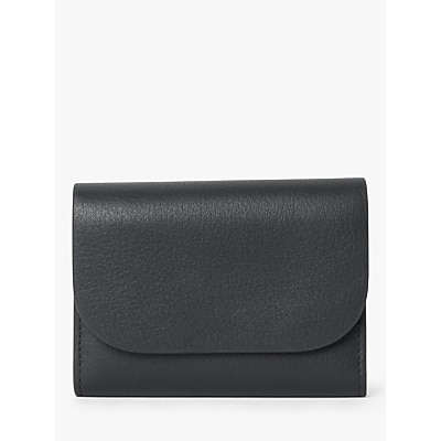 John Lewis & Partners Lottie Leather Medium Tri-Fold Purse, Navy  £31.20 @ John Lewis & Partners