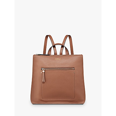 Fiorelli Finley Large Zip Top Backpack Tan £55.20 @ John Lewis & Partners