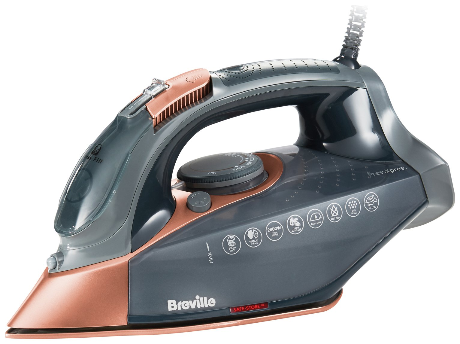 Breville Press Xpress VIN407 Steam Iron £39.99 @ Argos
