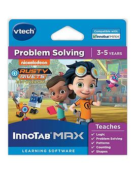 Vtech Innotab Max Software &Ndash; Rusty Rivets Fix-It Adventure £15.99 @ Very