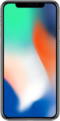 Apple iPhone X 256GB Silver £449.00 on Big Bundle 2GB @ O2
