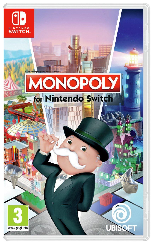 Monopoly Nintendo Switch Game £17.99 @ Argos