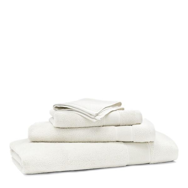 Ralph Lauren Home Sanders Towels & Mat HAND TOWEL £20.00 @ Ralph Lauren