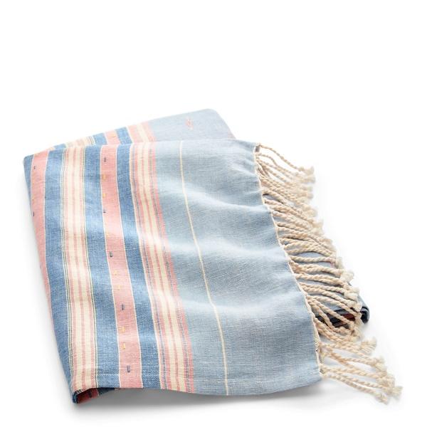 Ralph Lauren Home Hithers Throw Blanket 137 X 183 cm £355.00 @ Ralph Lauren