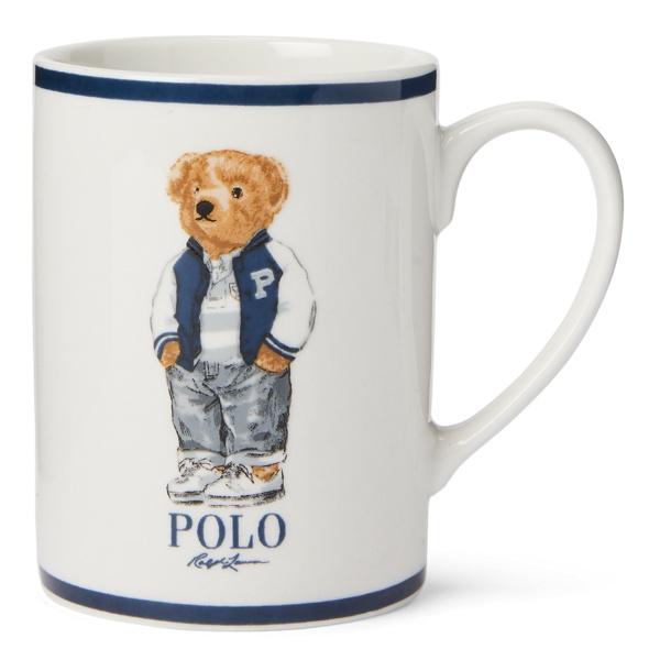 Ralph Lauren Home Polo Bear Mug ONE SIZE £20.00 @ Ralph Lauren