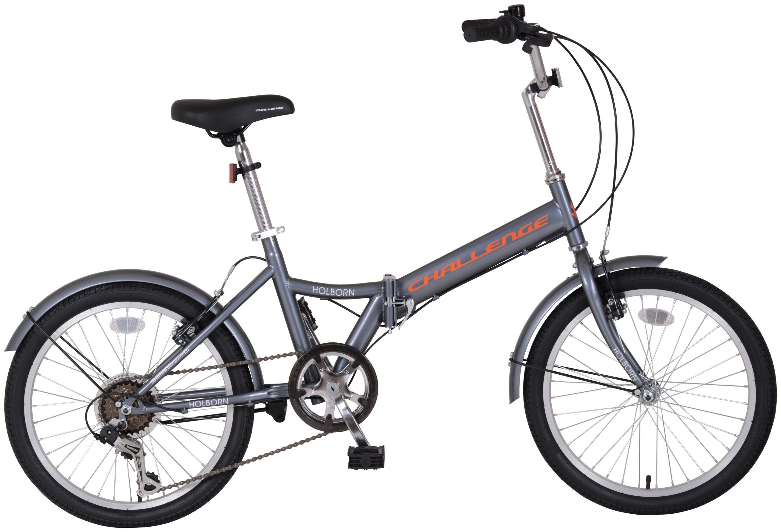 Challenge Holborn 20 inch Wheel Size Mens Folding Bike £129.99 @ Argos