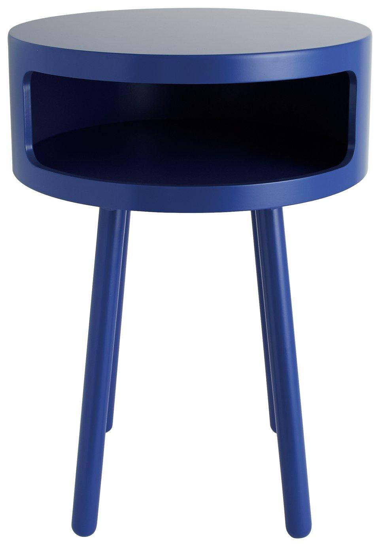 Habitat Bumble Side Table – Cobalt Blue £80.00 @ Argos