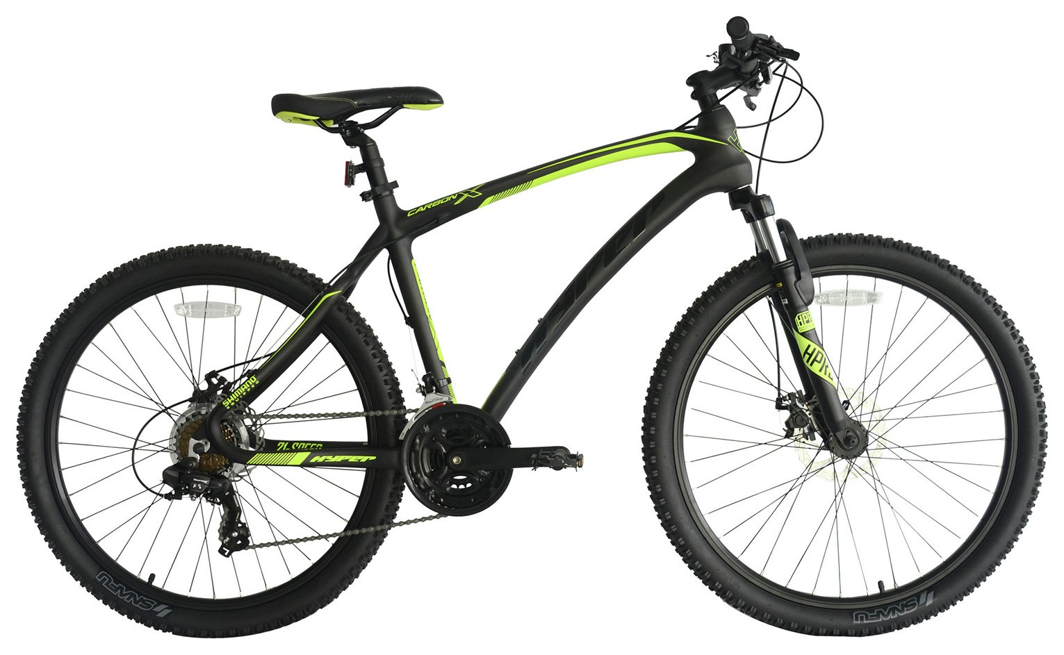 Hyper Full Carbon 26 Inch Wheel Size Unisex Mountain Bike £699.99 @ Argos